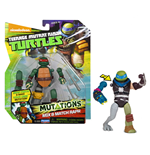 Teenage Mutant Ninja Turtles - Personagem Básico Mutation Mix And Match Ass. 3