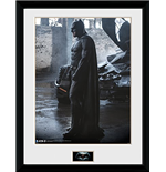 Póster Moldurado Batman vs Superman - Batman