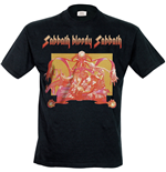 Camiseta Black Sabbath 198321