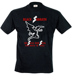 Camiseta Black Sabbath 198322