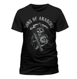 Camiseta Sons of Anarchy - Main Logo