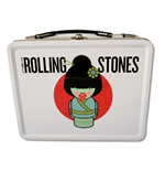 Maleta de lata The Rolling Stones - Geisha Tin Tote (Limited Edition)