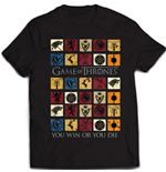 Camiseta Game of Thrones 198467