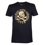 Camiseta Uncharted 198826