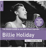 Vinil Billie Holiday - The Rough Guide To