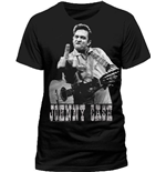 Camiseta Johnny Cash - Finger Salutes