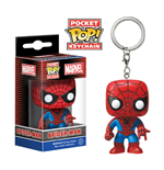 Chaveiro Marvel - Pocket Pop - Spider-man