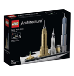 Lego e MegaBlok New York 199338