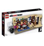 Lego e MegaBlok Big Bang Theory 199339