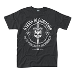Camiseta Asking Alexandria Light In The Darkness