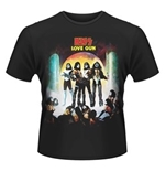 Camiseta Kiss Love Gun