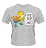 Camiseta Os Simpsons DIDN'T Do It