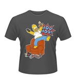 Camiseta Los Simpsons Woo Hoo