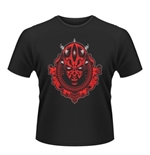 Camiseta Star Wars Darth Maul Framed