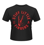 Camiseta Stiff Little Fingers Digits