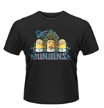 Camiseta Minions - Egyptian