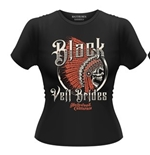 Camiseta Black Veil Brides Chieftain