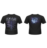 Camiseta Fear Factory Demanfacture