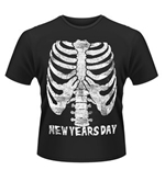 Camiseta New Years Day 200637