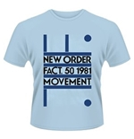 Camiseta New Order Movement