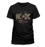 Camiseta AC/DC - Rock Or Bust