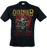 Camiseta Avenged Sevenfold 201464