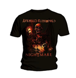 Camiseta Avenged Sevenfold 201468