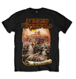 Camiseta Avenged Sevenfold 201472