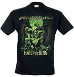 Camiseta Avenged Sevenfold 201477