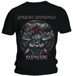 Camiseta Avenged Sevenfold 201494