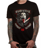 Camiseta The Walking Dead 201555