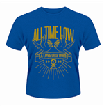 Camiseta All Time Low 201719