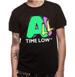 Camiseta All Time Low 201736