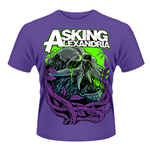 Camiseta Asking Alexandria 201822