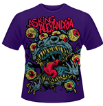 Camiseta Asking Alexandria 201841