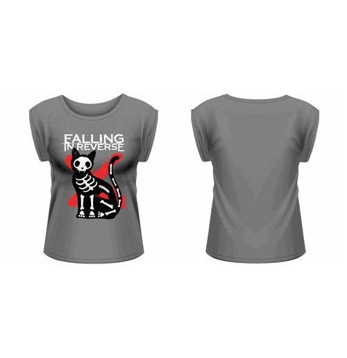 eb7341e252 Camiseta Falling in Reverse 202536 Original: Compra Online em Oferta