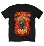 Camiseta Five Finger Death Punch 202604