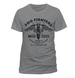 Camiseta Foo Fighters 202617
