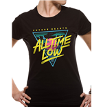 Camiseta All Time Low 202673