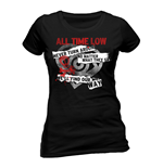 Camiseta All Time Low 202675