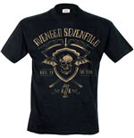 Camiseta Avenged Sevenfold 202948