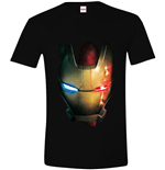 Camiseta The Avengers - Iron Man Helmet