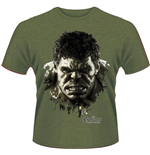 Camiseta The Avengers - Age Of Ultron - Hulk Face