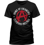 Camiseta Sons of Anarchy 203078