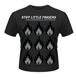 Camiseta Stiff Little Fingers 203091