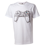 Camiseta PlayStation 203508