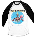 Camiseta Iron Maiden 203837