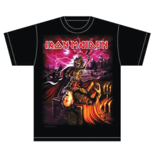 Camiseta Iron Maiden 203854