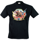 Camiseta Iron Maiden 203855
