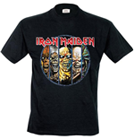 Camiseta Iron Maiden 203880